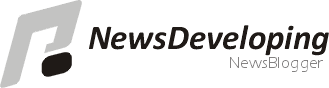 News Developing Logo